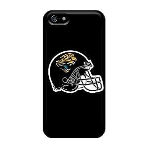Defender Case For Iphone 5/5s, Jacksonville Jaguars 3 Pattern by lolosakes