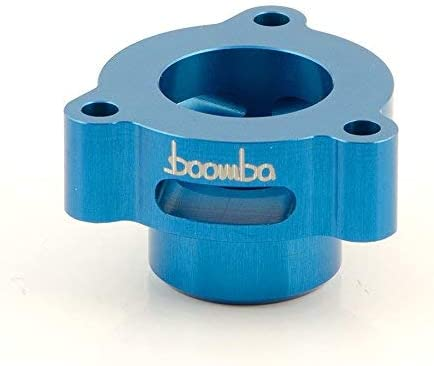 Boomba Racing BOV ADAPTOR BLUE for FORD FUSION 1.5//1.6