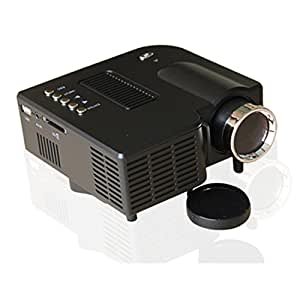 Amazon.com: LightInTheBox QVGA 400 LM Mini HD Home LCD Projector with HDMI Input (Assorted ...