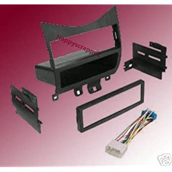 stereo install dash kit honda accord 05 06. Black Bedroom Furniture Sets. Home Design Ideas