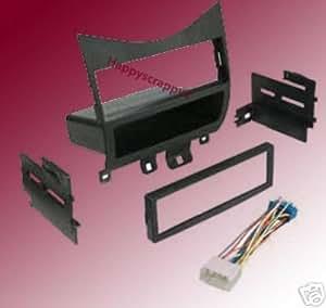 Stereo Install Dash Kit Honda Accord 03 04 2003 2004 -car radio wiring installation parts