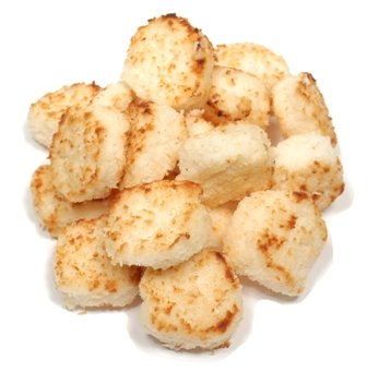 Crown Coconut Macaroons 5lb (Toasted Coconut Macaroons)