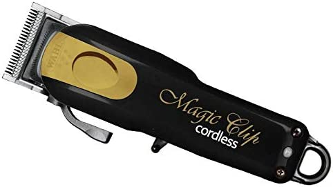 Cortapelos Profesional Wahl Magic Clip Cordless Negro/Oro Limited ...