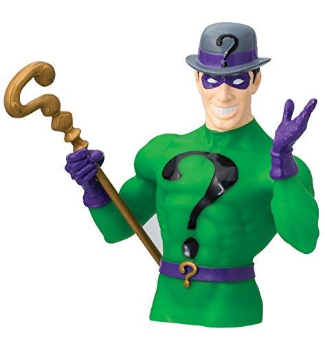 DC Riddler Bust Bank Action Figure