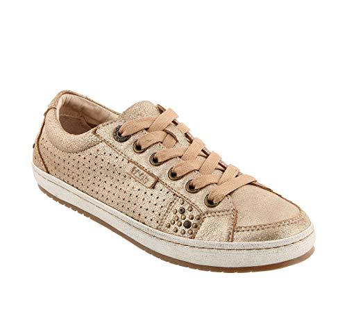 Taos Women's Freedom Fashion Sneaker Gold