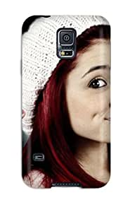 For Galaxy S5 Protector Case Ariana Grande Phone Cover