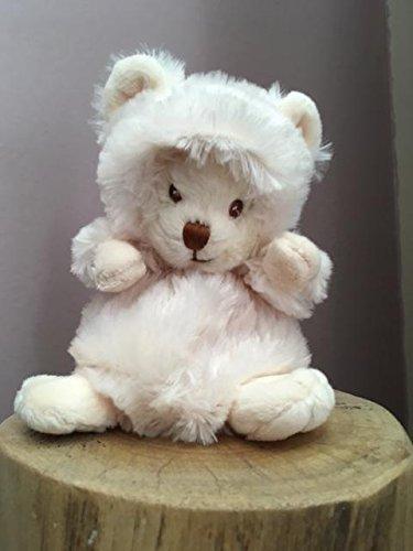 verwandlungs oso Ziggy como gato en color blanco de Barbara ...