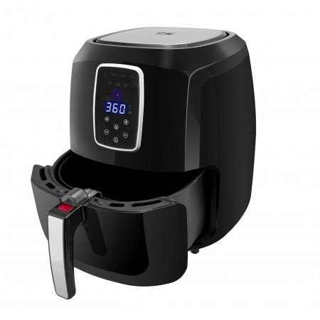 Kalorik FT 43380 BK XL Digital Family Airfryer, Black by Kalorik