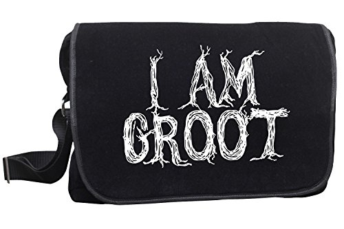 Guardian of the Galaxy I am groom Messenger Bag Laptop Bag