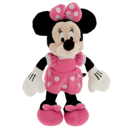 Disney Mickey Mouse Mini Bean Bag Plush - 5