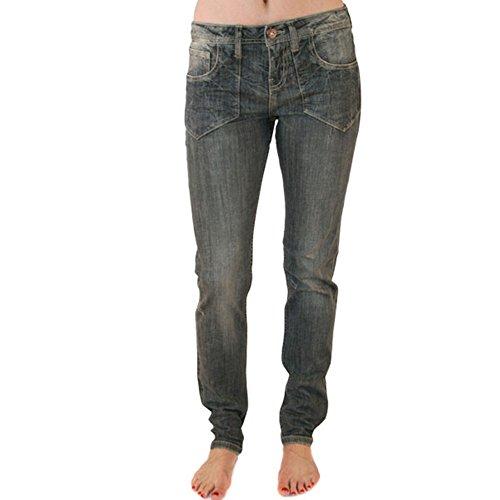 Element Jordi Girls Skinny Fit Jeans Junkyard Black by Element
