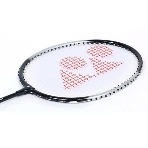 Yonex GR Badminton Racket 2018 Professional Beginner Practice Racquet with Face Cover Steel Shaft Saina Nehwal Special Edition Badminton Racket GR 303 – DiZiSports Store