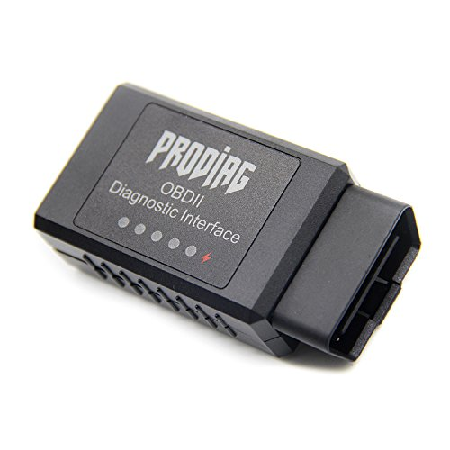 PRODIAG Car Bluetooth OBDII Scan Tool ELM327 Bluetooth Foseal Scanner