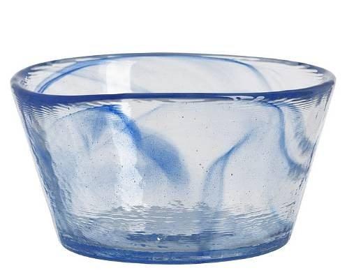 Kosta Boda Mine Bowl, Blue ()