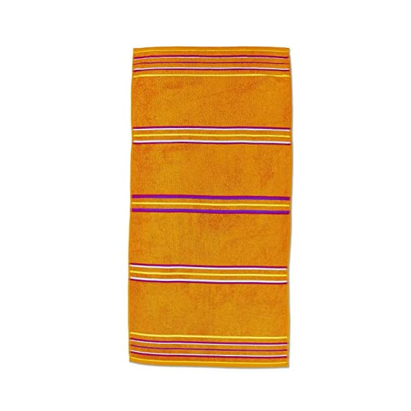 Catherine Lansfield Arcobaleno Coppia Asciugamani Spiaggia–Rosa 3 spesavip