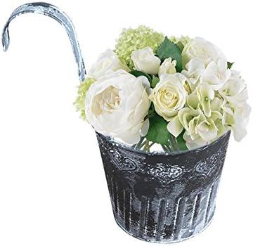 D.ragon 3pcs Hängetöpfe Für Pflanzen Für Kräuter Und Sukkulenten Balkon Pflanzgefäße Balkontopf Pflanztopf Zum Hängen Übertopf Zum Aufhängen