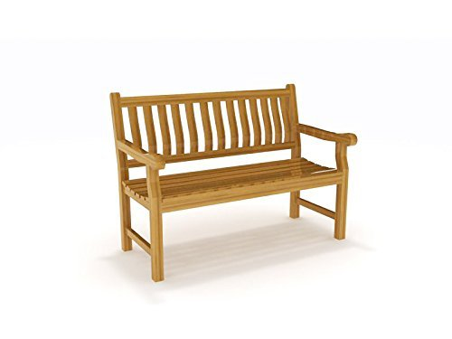 4 Solid Teak Outdoor Bench From The Aqua Rose Collection Bfn 30