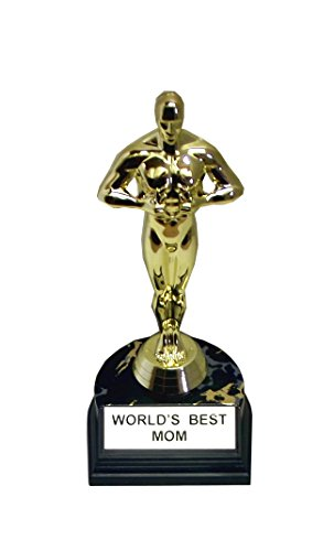 World's Best Mom Trophy-7""