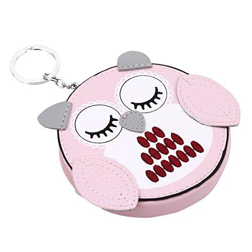 Mini Hibou Porte Rose monnaie EJY Téléphone Mignon Sac UTqOURd