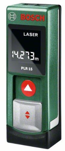 Bosch PLR 15 - Metro (AAA, 1.5 V, 5 h, 36 x 100 x 23 mm, 80 g) 0603672001