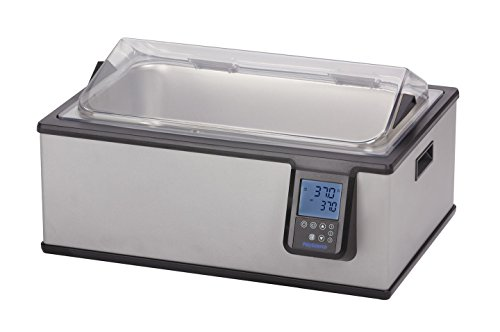 (PolyScience WB20A11B Digital General Purpose Water Bath, 20 L Capacity, 120V/60 Hz)