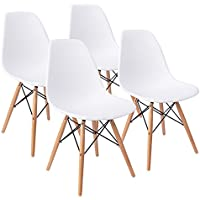 Furmax Mid Century Modern Style Dining Chair Pre...