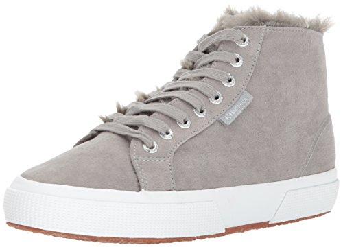 Grey 2795 Shearling Sneaker Superga Women's Fashion SqXffH