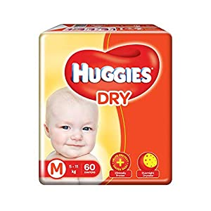 Huggies new Dry, Taped Diapers,...
