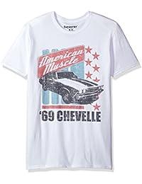Men's Classic Auto Short Sleeve Graphic T-Shirt