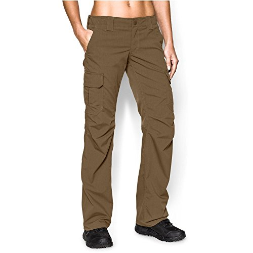 - Under Armour Women's Tactical Patrol Pant, Coyote Brown /Coyote Brown, 4