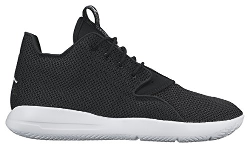 Nike Jordan Kids Jordan Eclipse BG Black/White/Anthracite Running Shoe 4 Kids US by NIKE