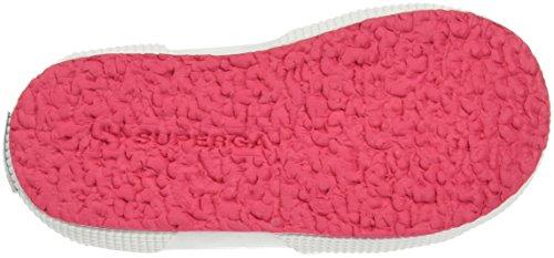 Classic 2750 Superga Bebj Red Unisex Azalea Niños Zapatillas d1wxEUwq