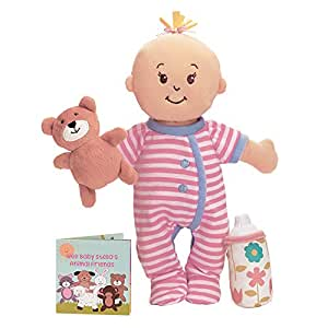 "Manhattan Toy Wee Baby Stella Sleepy Time Scents 12"" Soft Baby Doll Set"
