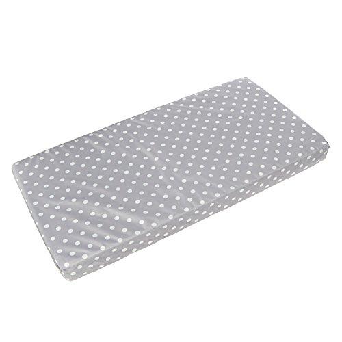 """Milliard Crib Toddler Bed Mattress Hypoallergenic Waterproof Encasement   27.5""""x52""""x5"""""""