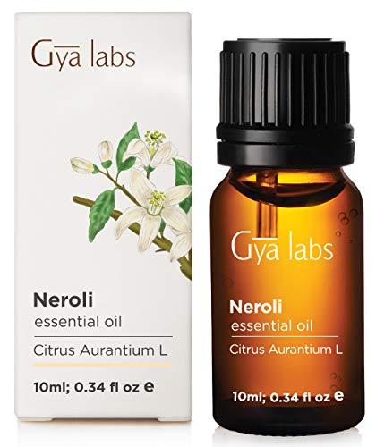 Neroli Essential Oil Therapeutic Relaxation