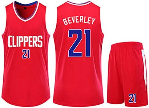 uk availability 088f1 36679 Los Angeles Clippers Lou Patrick Beverley 21Basketball ...