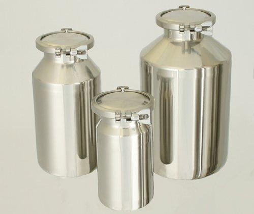 日東金属工業4-5655-02ステンレス広口ボトル5L B07BD2YKH2