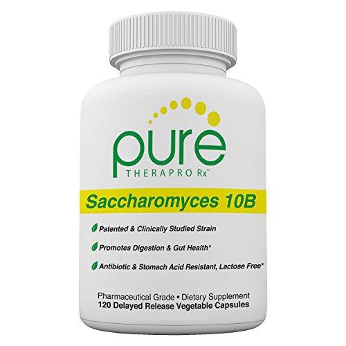 Saccharomyces Boulardii (10 Billion CFU Per Serving) - 120