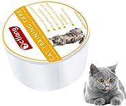 POPETPOP 1 rolo de fita adesiva antiarranhões para gatos, fita protetora de carpete para animais de estimação,