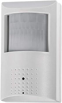 CCTV Hidden PIR Motion Sensor Type High Resolution Camera 800 TVL 3.7mm 12V DC