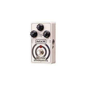 Dunlop MXR mzw44 bezerker de Zakk Wylde Overdrive efectos de guitarra eléctrica Distortion - Pedal overdrive - ...: Amazon.es: Instrumentos musicales