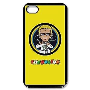iPhone 4,4S Valentino Rossi pattern design Phone Case