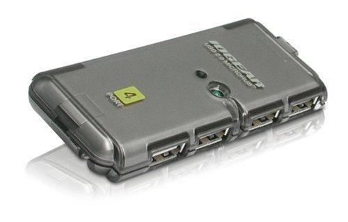 IOGear 4 Port USB 2.0 MicroHub - Cypress Outlets Prime