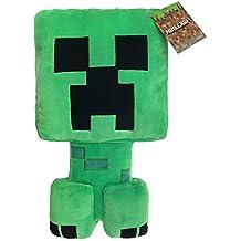 Mojang MineCraft Plush 16 Creeper Pillow Buddy