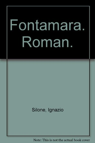 Fontamara [Pdf/ePub] eBook