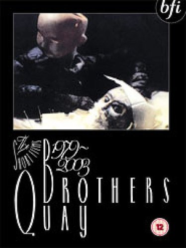 Quay Brothers - Short Films 1979-2003 [DVD]
