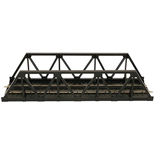 Code 100 Nickel Silver Warren Truss Bridge Kit HO Scale Atlas Trains