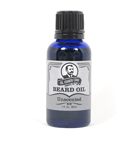 Colonel Conks Natural Beard Oil