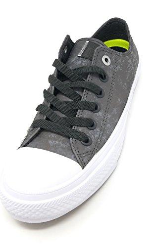 argenté Ctas Hi Adulte Gris Grey Converse pure Silver blanc white Baskets shale Mode Mixte Core 8WZBHYd