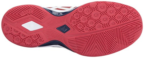 Indigo Red Blue Tactic Gel ASICS 2 Prime Volleyball White Shoe Womens fwqvYqP